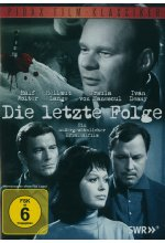 Die letzte Folge DVD-Cover