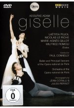 Adolphe Adam - Giselle DVD-Cover
