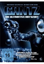 Gantz - Die ultimative Antwort DVD-Cover