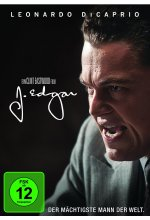 J. Edgar DVD-Cover