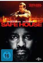 Safe House DVD-Cover