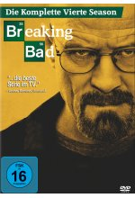Breaking Bad - Season 4  [4 DVDs] DVD-Cover