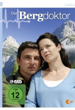 Der Bergdoktor - Staffel 5  [3 DVDs] DVD-Cover