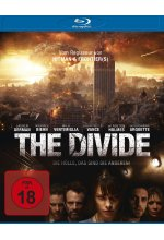 The Divide Blu-ray-Cover