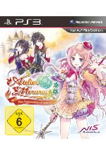 Atelier Meruru - The Apprentice of Arland Cover