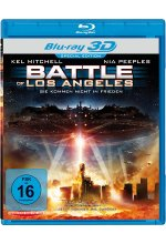 Battle of Los Angeles  [SE] Blu-ray 3D-Cover