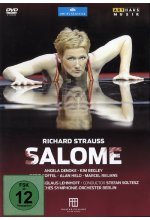 Richard Strauss - Salome DVD-Cover