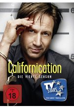 Californication - Season 4  [2 DVDs] DVD-Cover