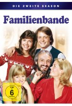 Familienbande - Season 2  [4 DVDs] DVD-Cover