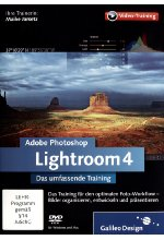 Adobe Photoshop Lightroom 4 - Das umfassende Training  (PC+Mac) Cover