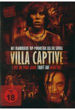 Villa Captive - Uncut Edition DVD-Cover