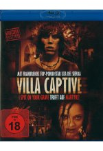 Villa Captive - Uncut Edition Blu-ray-Cover