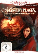 Red Rocks - Mystery Places: Tales from the Dragon Mountain Cover