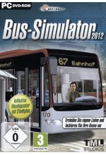 Bus-Simulator 2012  [SWP] Cover