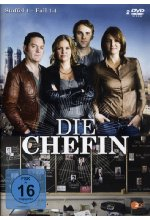 Die Chefin - Staffel 1  [2 DVDs] DVD-Cover