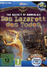 The Agency of Anomalies - Das Lazarett des Todes Cover
