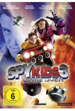 Spy Kids 3 - Game Over DVD-Cover