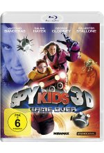Spy Kids 3D - Game Over Blu-ray 3D-Cover