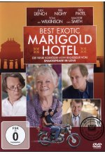 Best Exotic Marigold Hotel DVD-Cover