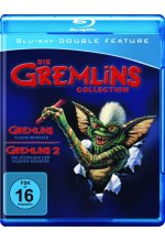 Gremlins 1+2 - Die Collection  [2 BRs] Blu-ray-Cover