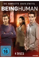 Being Human - Staffel 1  [4 DVDs]        <br> DVD-Cover