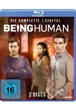 Being Human - Staffel 1  [2 BRs] Blu-ray-Cover