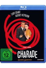 Charade Blu-ray-Cover