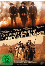 The First Ride of Wyatt Earp DVD-Cover