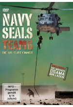 Navy Seals Team 6 - Die US Elite-Einheit DVD-Cover