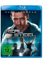 Real Steel Blu-ray-Cover
