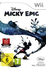 Disney Micky Epic [SWP] Cover