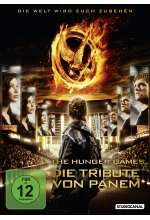 Die Tribute von Panem - The Hunger Games DVD-Cover
