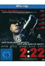 2:22 Blu-ray-Cover