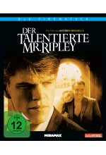 Der talentierte Mr. Ripley - Blu Cinemathek Blu-ray-Cover