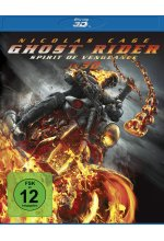 Ghost Rider: Spirit of Vengeance Blu-ray 3D-Cover