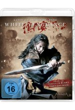 White Vengeance - Kampf um die Qin-Dynastie Blu-ray-Cover