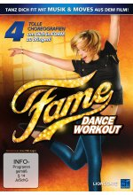 Fame - Dance Workout DVD-Cover