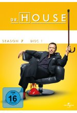 Dr. House - Season 7  [6 DVDs] DVD-Cover