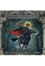 Gruselkabinett 68 - Die Legende von Sleepy Hollow Cover