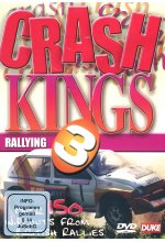 Crash Kings Rallying 3 DVD-Cover