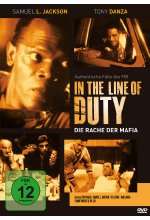 In the Line of Duty - Die Rache der Mafia DVD-Cover