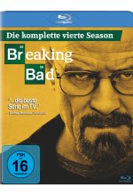 Breaking Bad - Season 4  [3 BRs] Blu-ray-Cover
