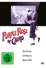 Purple Rose of Cairo DVD-Cover