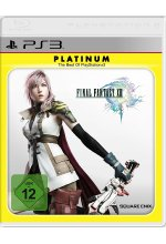 Final Fantasy XIII  [SWP] Cover