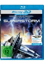 Seattle Superstorm Blu-ray 3D-Cover