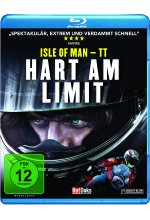 Isle of Man - TT: Hart am Limit Blu-ray-Cover
