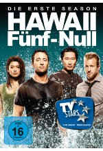 Hawaii Five-0 - Season 1  [6 DVDs] DVD-Cover