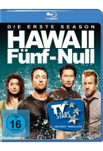 Hawaii Fünf-Null - Season 1  [6 BRs] Blu-ray-Cover