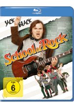 School of Rock Blu-ray-Cover