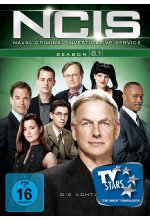 NCIS - Naval Criminal Investigate Service/Season 8.1  [3 DVDs] DVD-Cover
